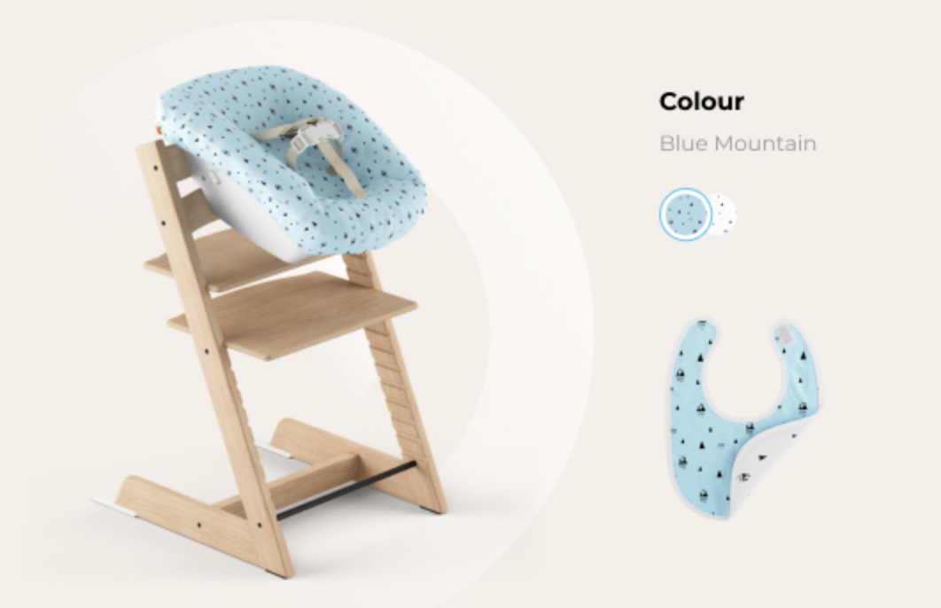 3D Source - baby chair configurator