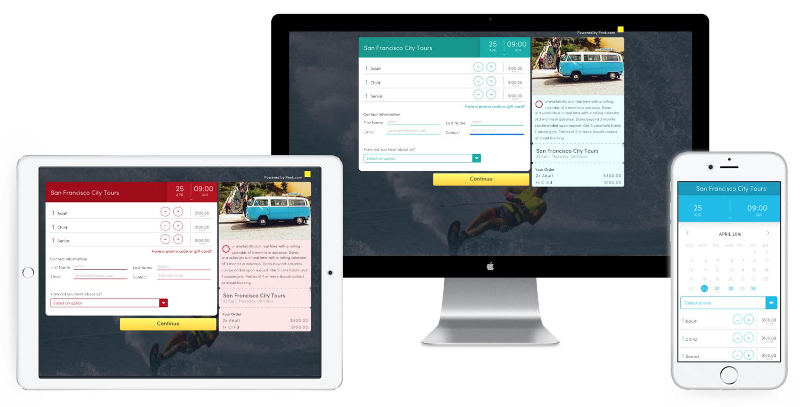 Peek PRO Tour Operator Software Software - 4