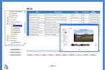 MuniLogic screenshot: MuniLogic document management view with querying & version control features