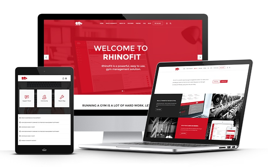 RhinoFit multiple devices