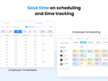 Connecteam Software - Save on scheduling and time tracking