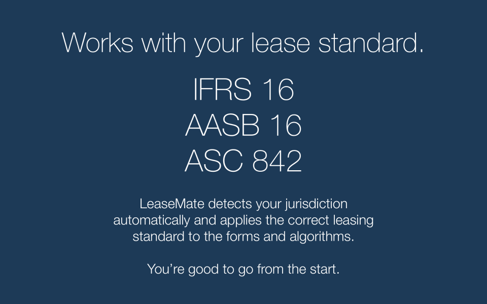 LeaseMate Software - 3