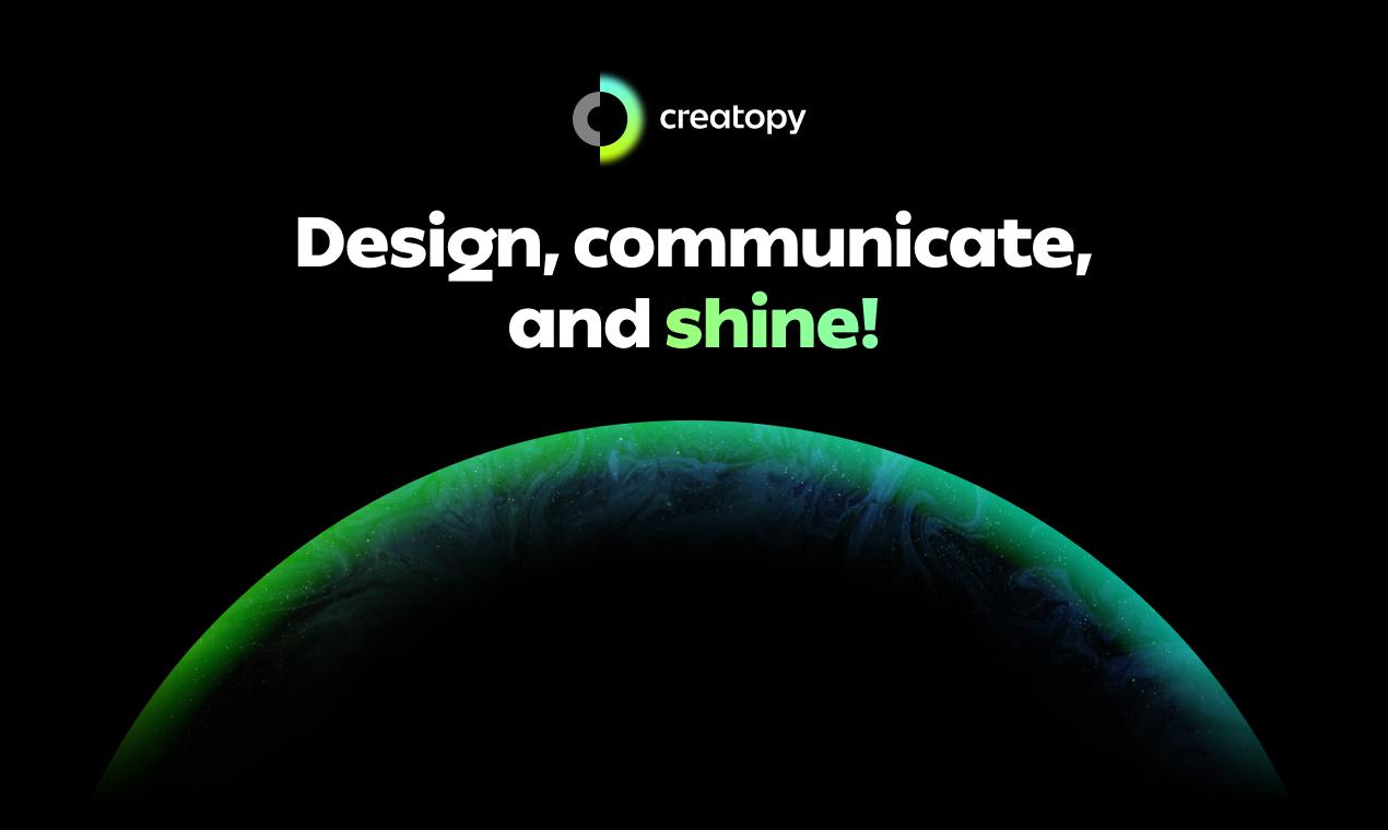 Creatopy Software - 8