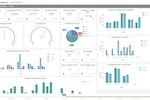 Captura de pantalla de ChangeGear: Customizable dashboard
