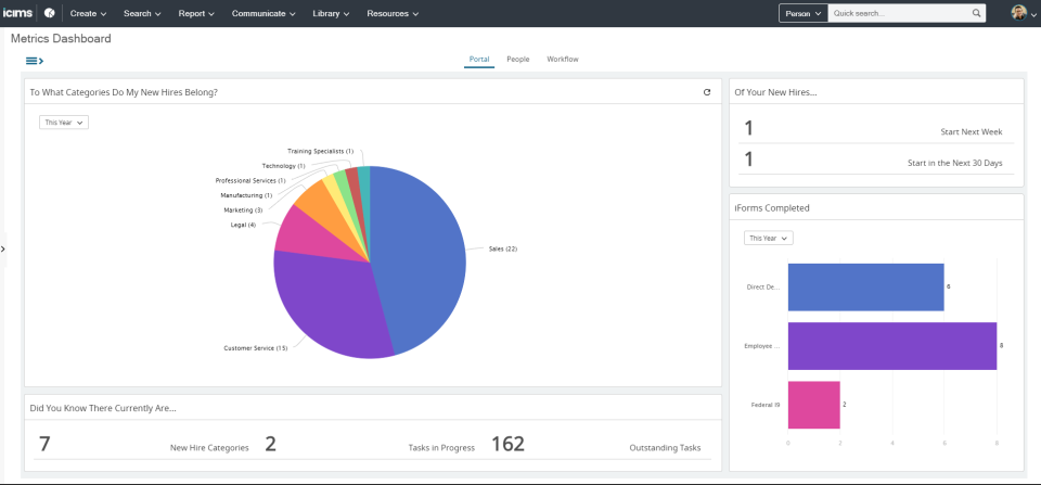 iCIMS Talent Cloud Software - 4