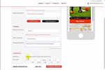 TargetEveryOne screenshot: Choose a channel, fill in the details, select the campaign and start promoting or schedule for late