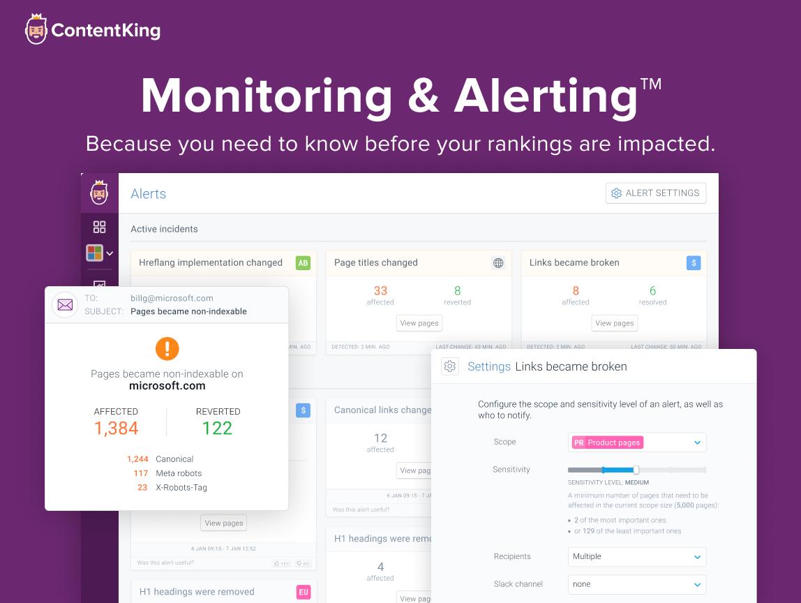 ContentKing Software - 3