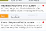 HappyFox Help Desk Software - Android Pending tickets