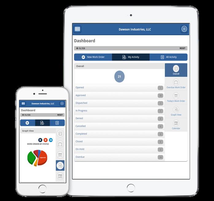 MobileFacilities, NetFacilities Mobile App (Android/iOS)