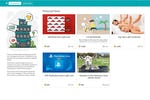 Applauz Recognition screenshot: Custom redeemable Company Perks