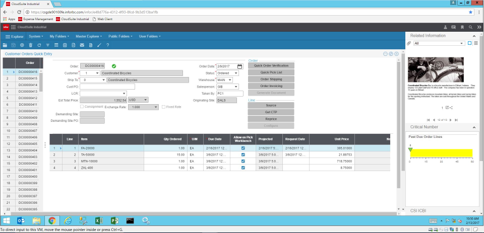 SyteLine Software - 1