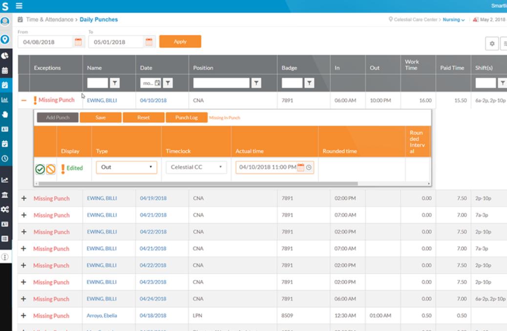 Smartlinx Software - Smartlinx time and attendance