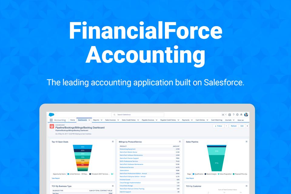 FinancialForce Accounting Software - 1