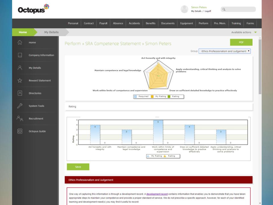 IRIS HR Professional Software - 5