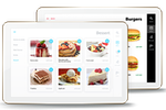 POSbistro screenshot: E-menu self-ordering module