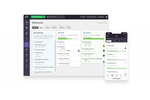 Clubhouse screenshot: Clubhouse is a project management platform for software development teams, supported by a web-based UI and a companion mobile app for iOS devices