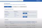 Docket Alarm screenshot: Docket Alarm dashboard
