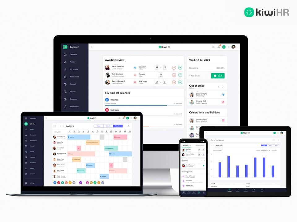 kiwiHR Software - 1