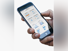 Epos Now Software - Access reports on mobile