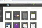 Impartner PRM screenshot: Impartner PRM content management screenshot