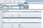 NewOrg screenshot: Grant reporting tools compile reports for funders, tracking performance against grant requirements