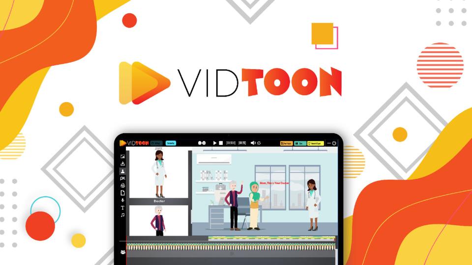 Vidtoon 2.0 Software - 2