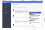 Chatlio Screenshot: Add real time chat capabilities to a website or blog, simply by copying and pasting embeddable code