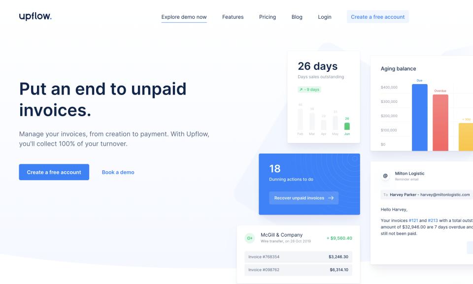 Upflow Software - 1