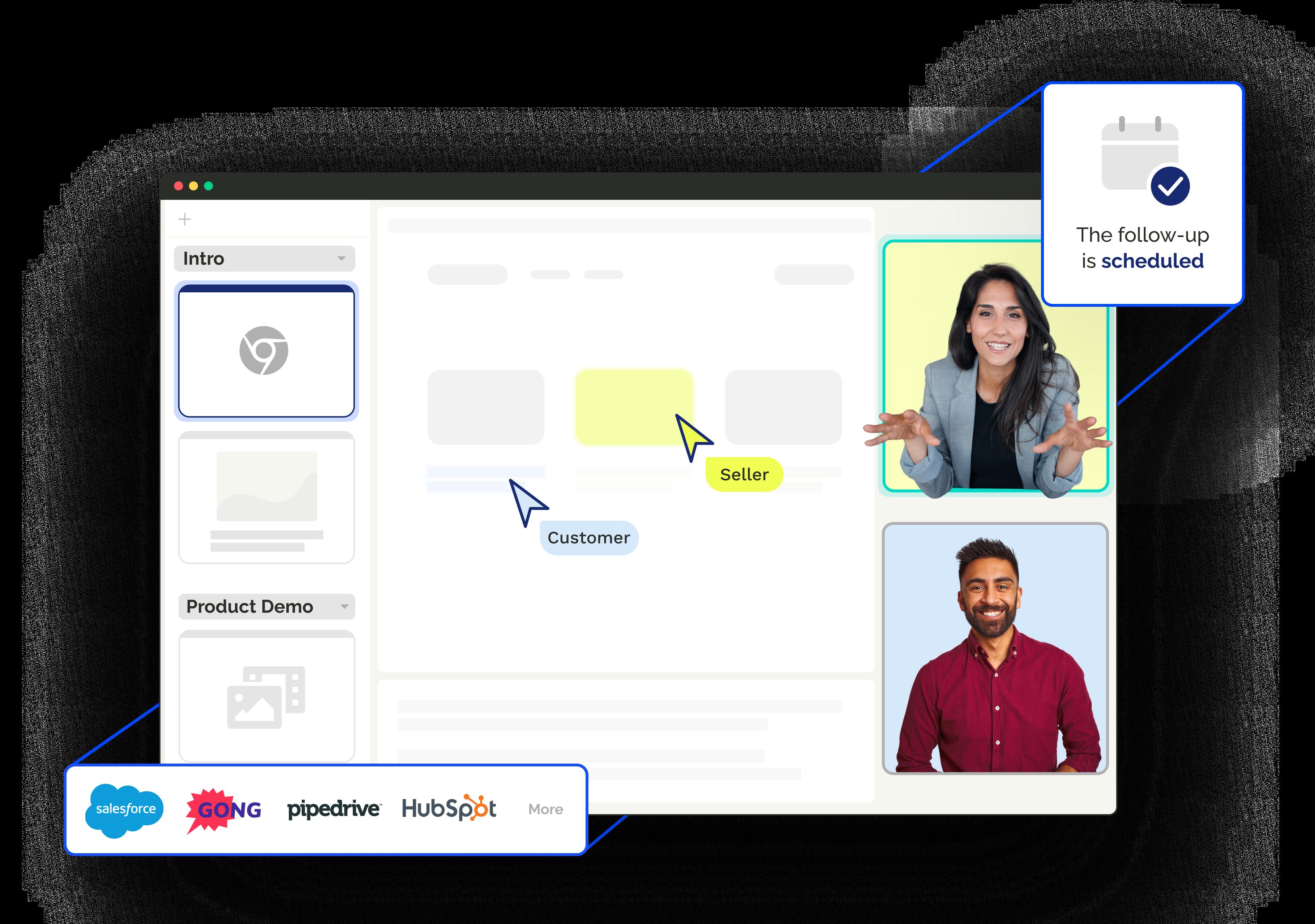 The #1 Customer Meeting Platform