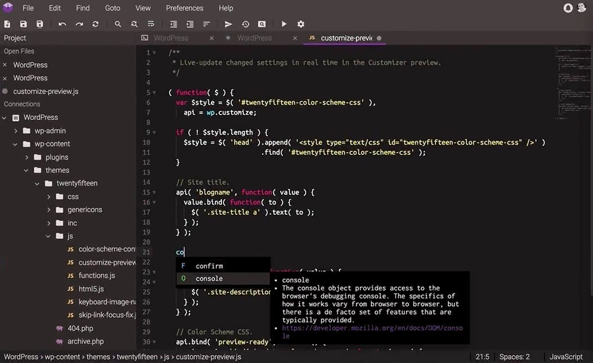 Codeanywhere Software - 1