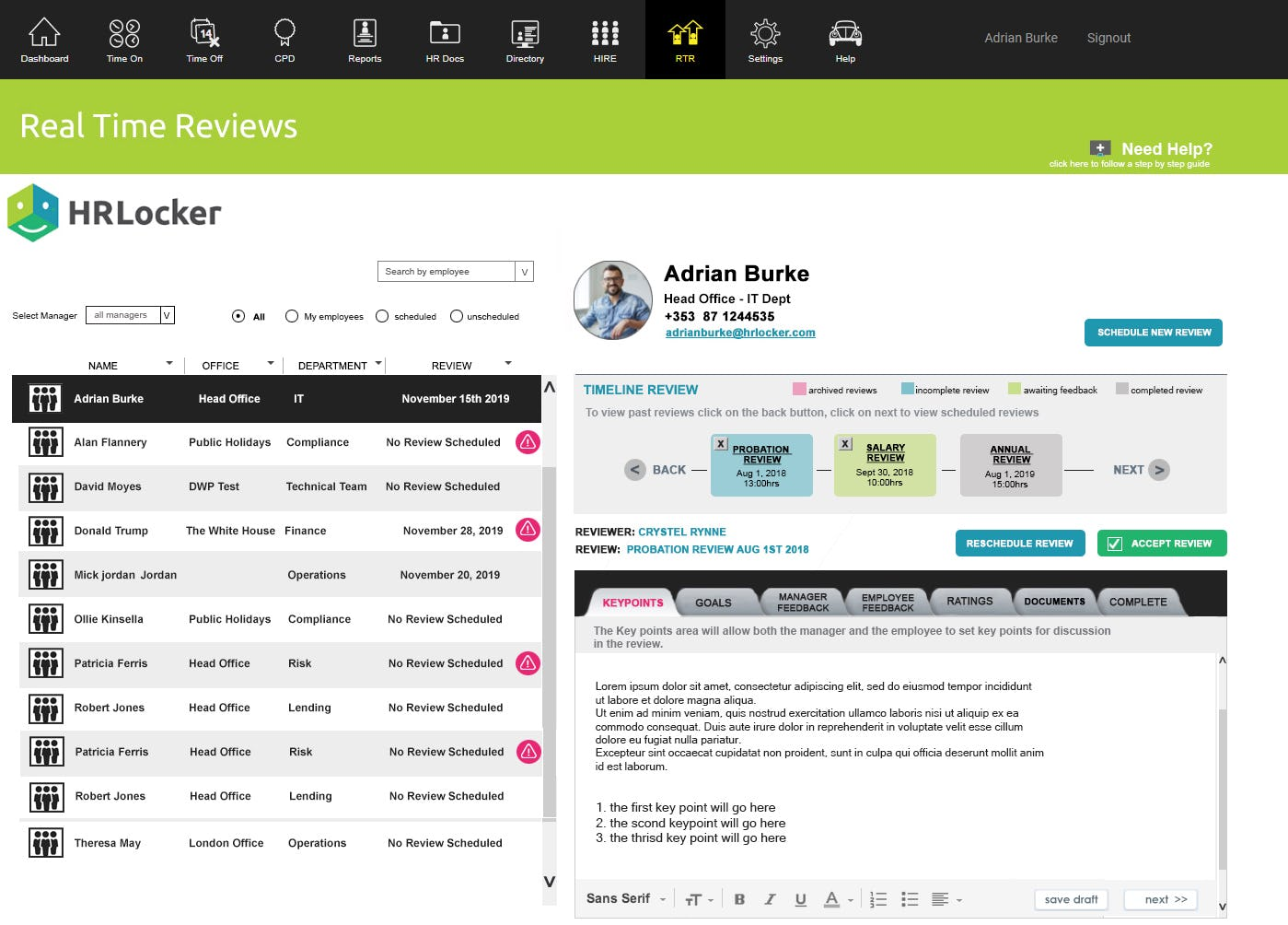 HRLocker Software - HRLocker RTR blog