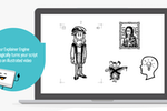 simpleshow video maker screenshot: The explainer engine illustrates the story with images designed to engage audiences