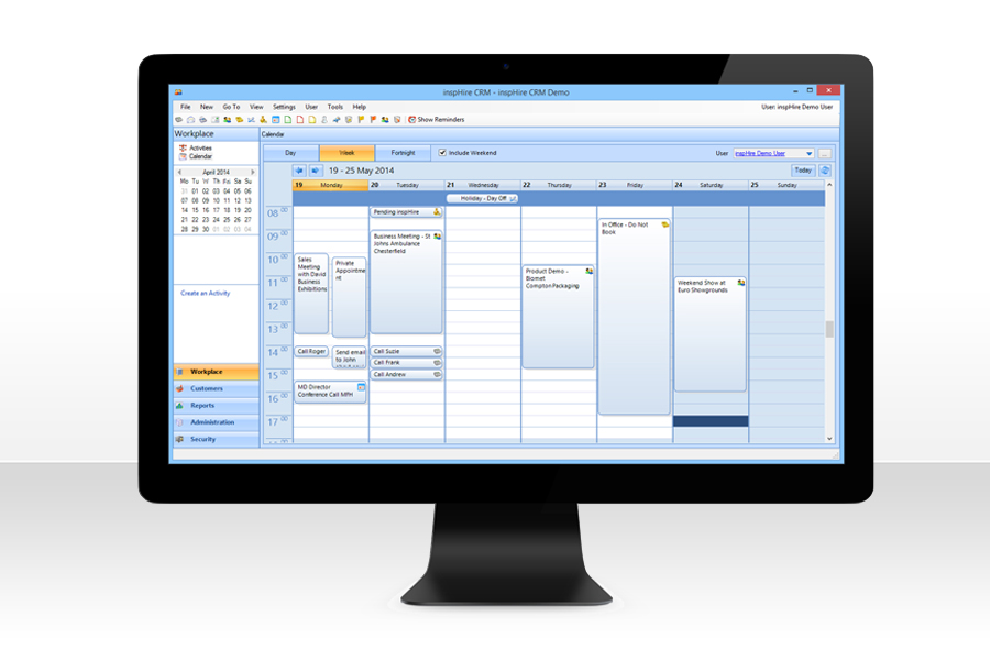 inspHire Software - 4