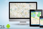 Geooco. Fleet Management screenshot: Access and manage Geooco on any internet-enabled device