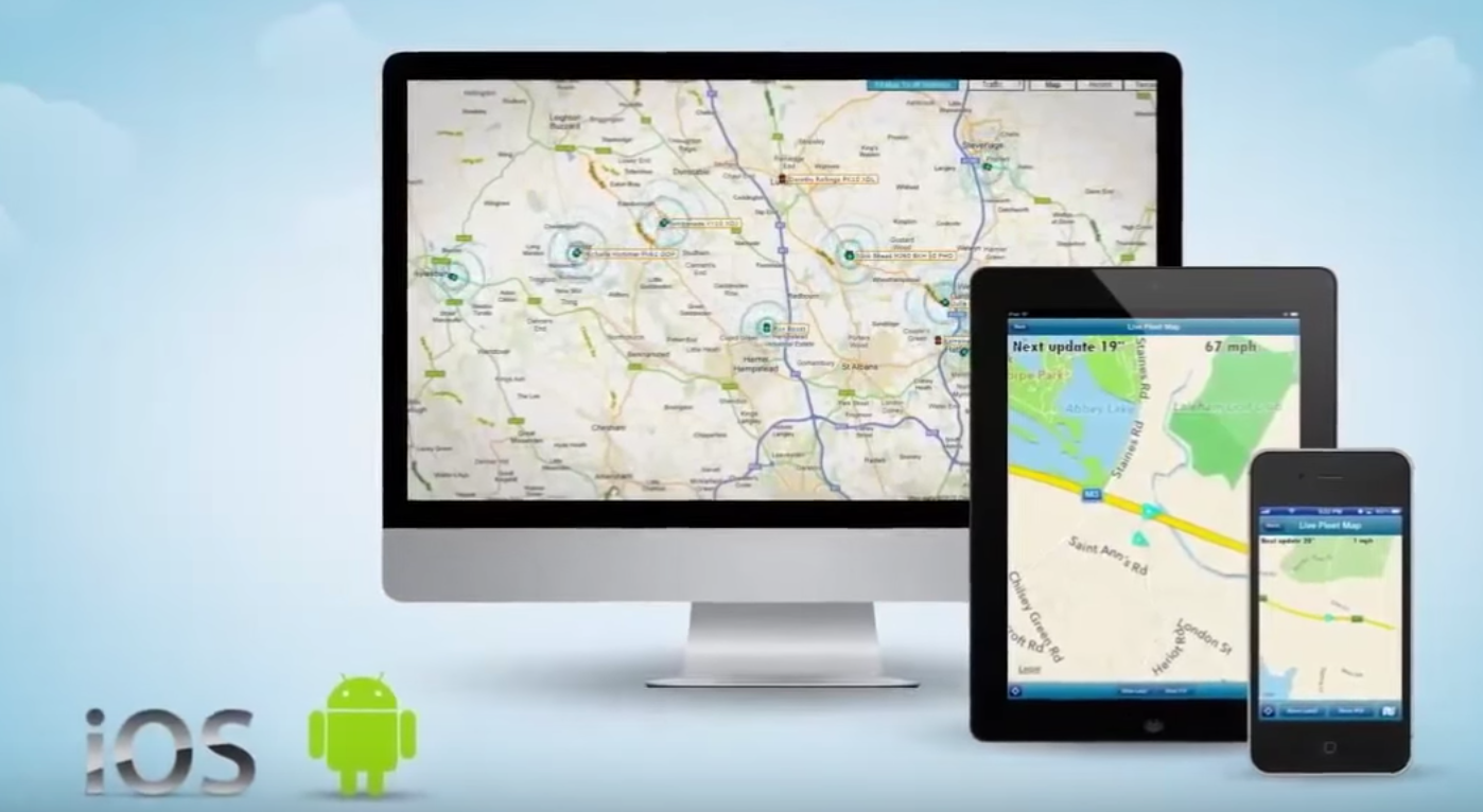 Access and manage Geooco on any internet-enabled device