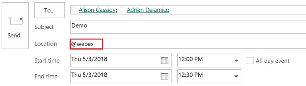 Schedule team meetings