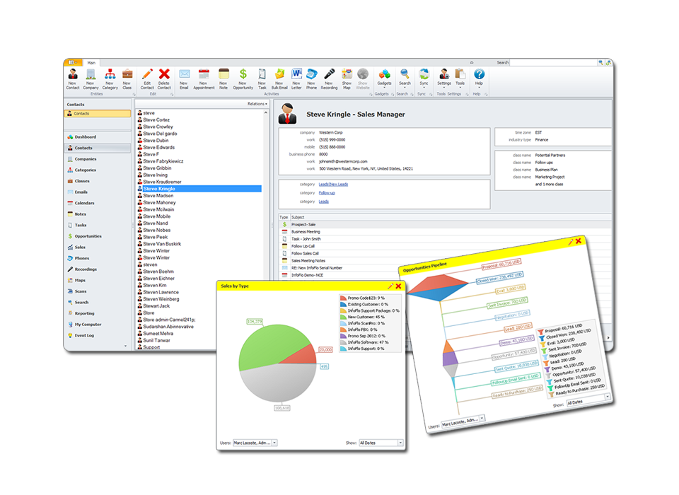 InfoFlo Software - 1