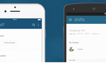 Findmyshift Screenshot: Manage staff and shifts via mobile