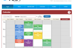 Findjoo screenshot: Embed a customized calendar into the company website to allow clients to make bookings online