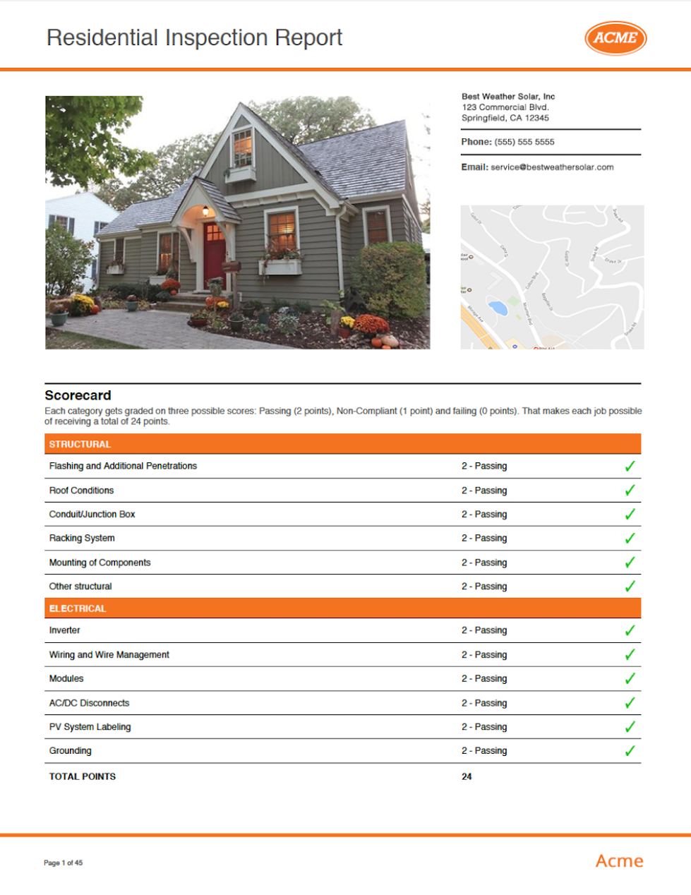 FotoNotes Software - Professional PDF Reports