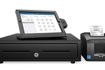 Capture d'écran pour Zaui : Zaui Software integrates with hardware including credit card readers, Bluetooth cash drawers, and ticket and receipt printers