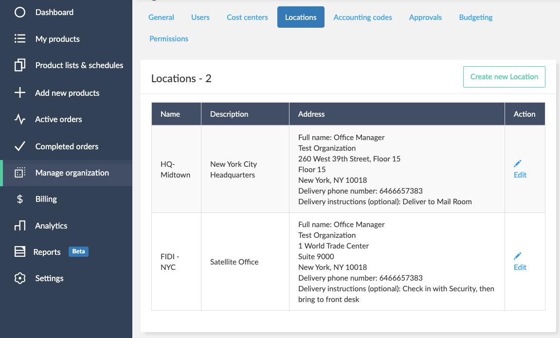 Negotiatus Software - Negotiatus locations