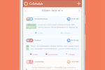CoSchedule screenshot: Keep track of content interaction