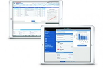 WorkPlace Requisition & Procurement screenshot: Detailed analytics, dashboards and performance metrics