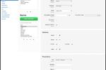 Captura de pantalla de MYR POS: Set up and customize menus, categories and promotions