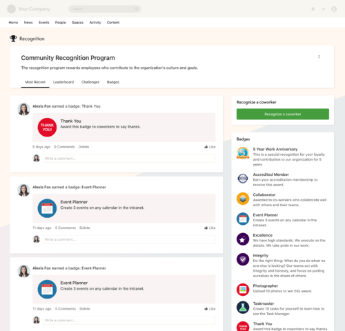 Connect Your Teams in One Digital Workplace