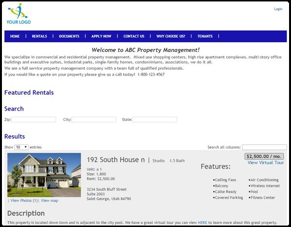 LandlordTracks Software - 3