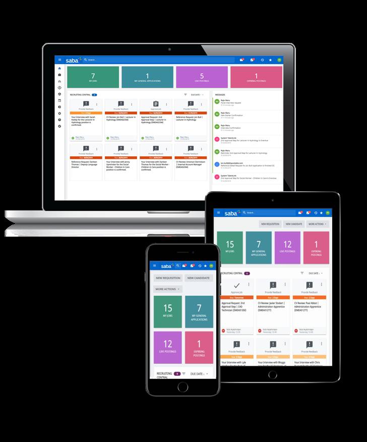 Saba Cloud Software - 7