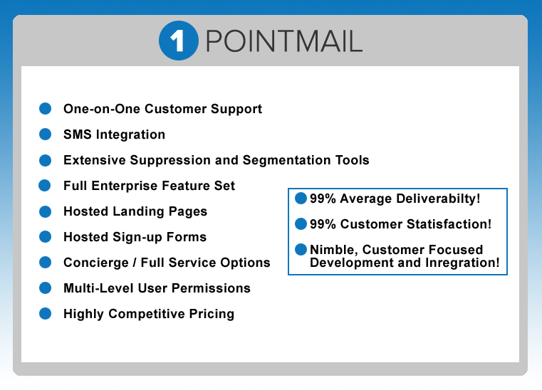 1PointMail Software - 4