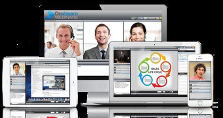 Onstream Meetings multiple devices